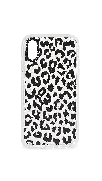 Casetify Leopard iPhone Case