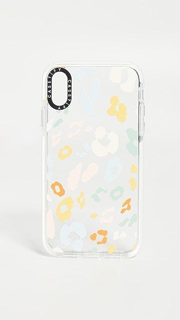 Casetify Pastel Animal iPhone Case