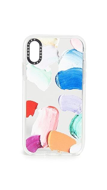 Casetify Paint iPhone Case