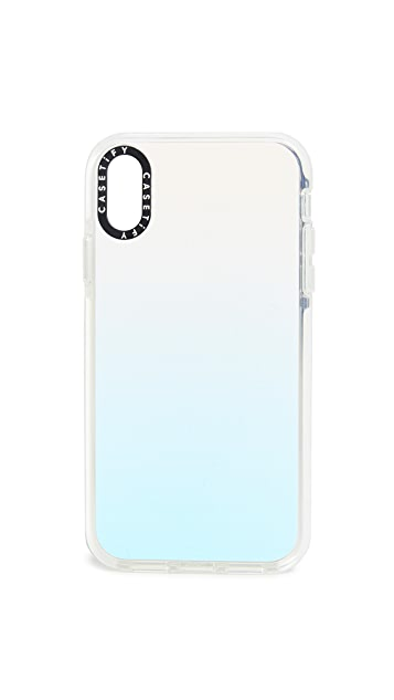 Casetify Ombre iPhone Case