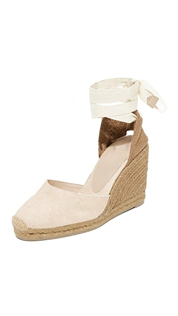 Castaner Carina High Wedge Espadrilles