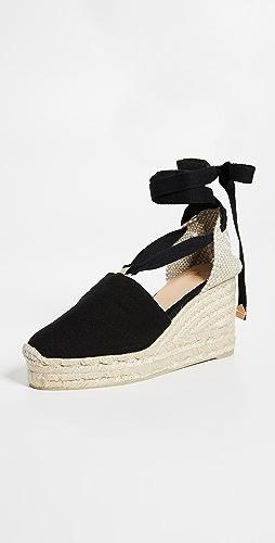 Castaner - Campesina 坡跟鞋