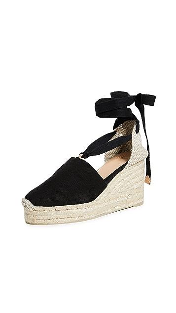 Castaner Campesina 坡跟鞋