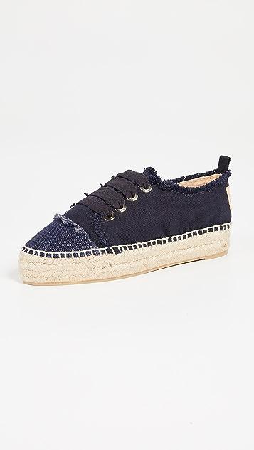 Castaner Kosario Espadrille Sneakers - Azul Marino