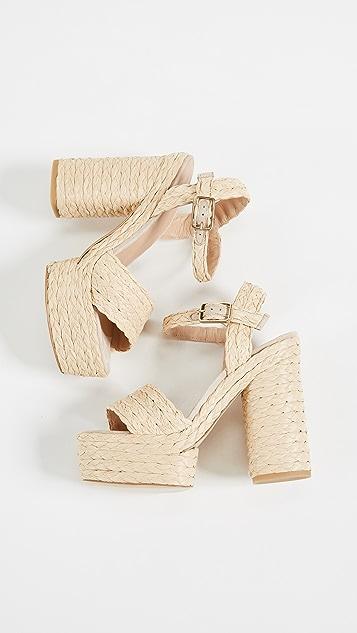 Castaner Abelia Platform Sandals
