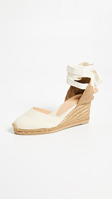 Castaner Carina 70mm Wedge Espadrilles