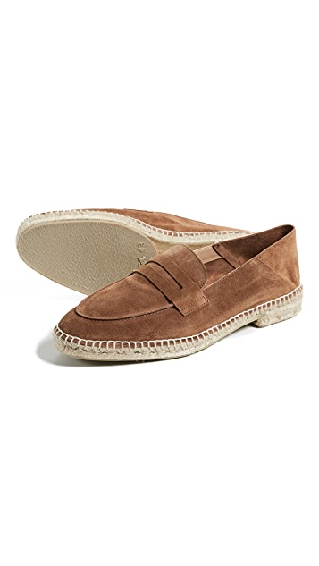 Castaner Mike Espadrilles with Collapsible Back