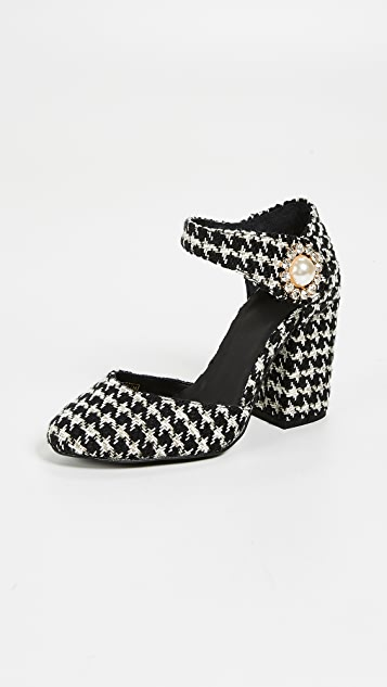 Castaner Jam Mary Jane Pumps