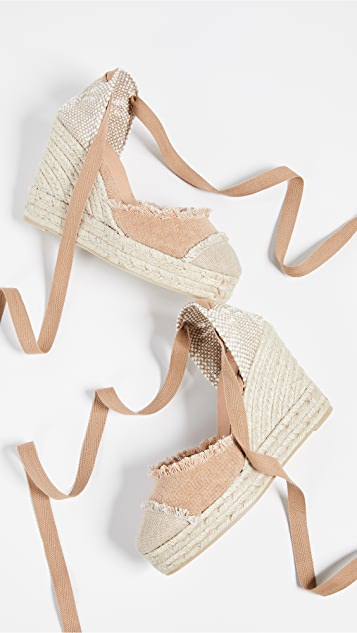 Castaner Catalina Wedge Espadrilles