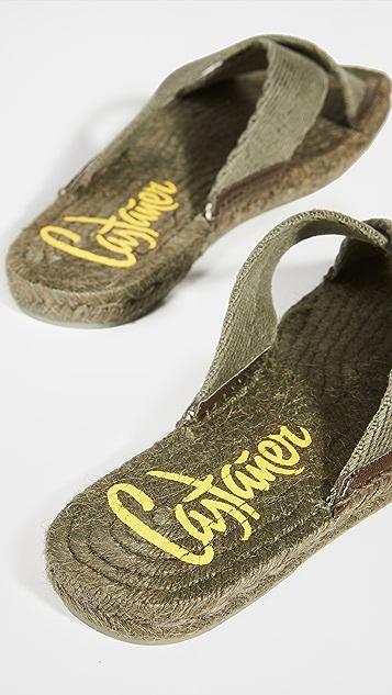 Castaner Kristian Cross Over Sandals