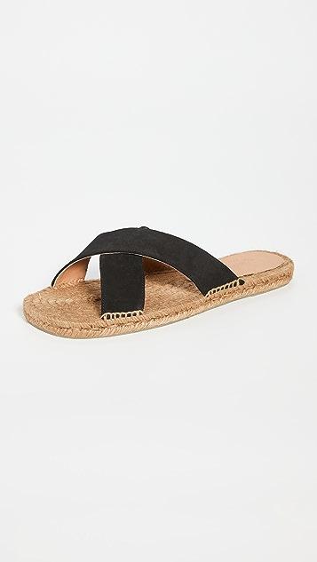 Castaner Kristian Natural Sandals