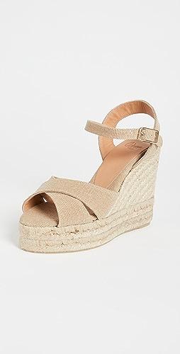 Castaner - Blaudell Espadrille Wedge Sandals