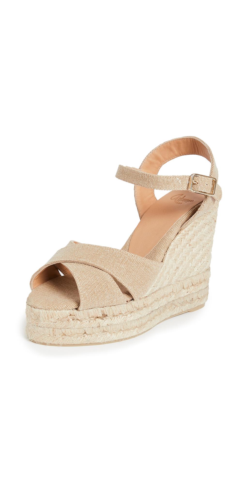 Castaner Blaudell Espadrille Wedge Sandals