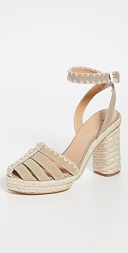 Castaner - Cati Ankle Strap Sandals