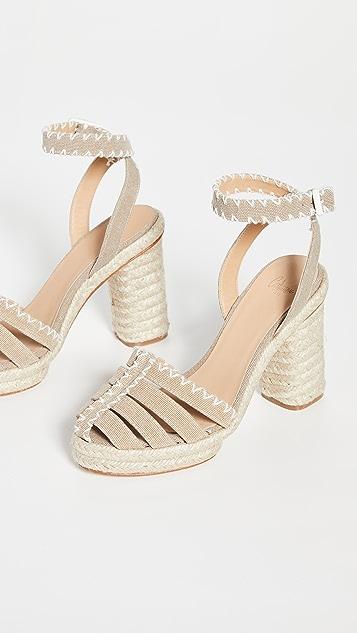 Castaner Cati Ankle Strap Sandals