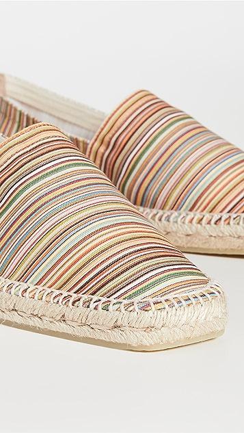 Castaner x Paul Smith Pablo Canvas Sandals