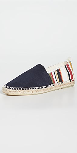 Castaner - x Paul Smith Pablo Canvas Espadrilles