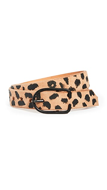 Cause and Effect Cheetah Belt
