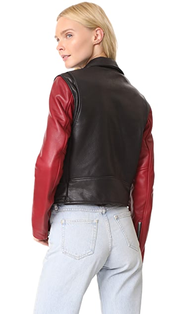 Christian Benner Moto Jacket