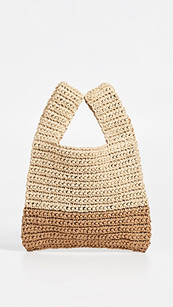 Caterina Bertini Shopper Tote