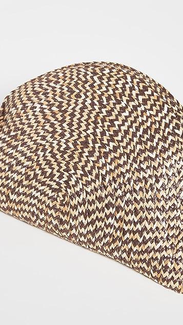 Caterina Bertini 编织手包