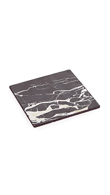 Carla Carstens Set of 4 Marble Coasters