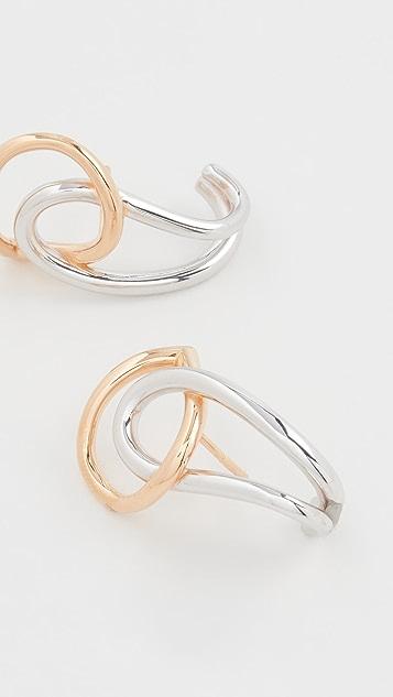 Charlotte Chesnais Blaue Earrings
