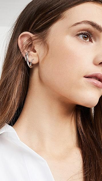 Charlotte Chesnais 三件式耳环
