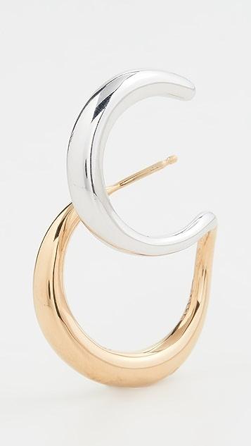 Charlotte Chesnais Curl Earring