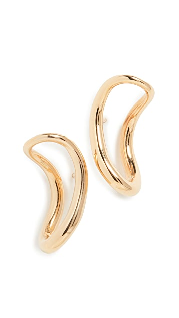Charlotte Chesnais 滑扣小巧耳环