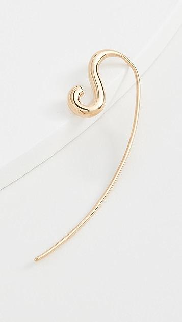 Charlotte Chesnais Hook Small Earring