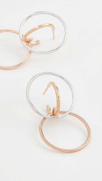 Charlotte Chesnais Galilea Small Earrings
