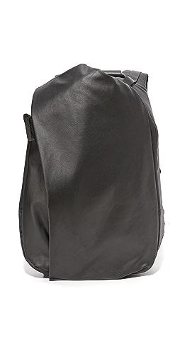 Cote & Ciel - Isar Coated Canvas Medium Backpack
