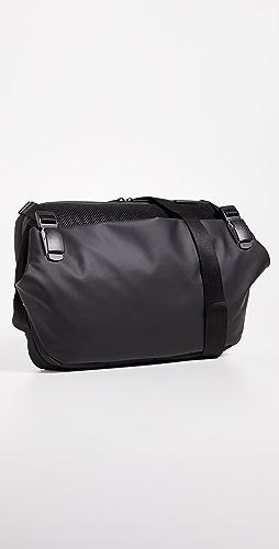 Cote & Ciel - Riss Obsidian Messenger Bag