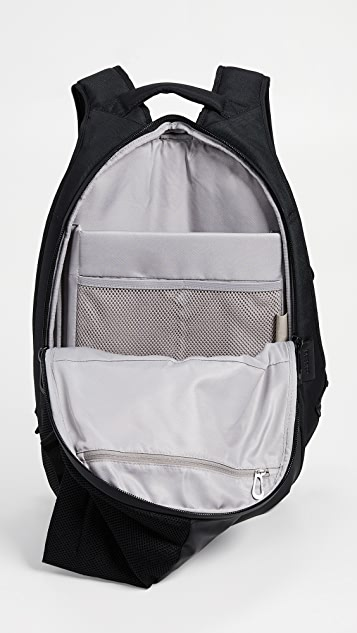 Cote & Ciel Isar Obsidian Medium Backpack