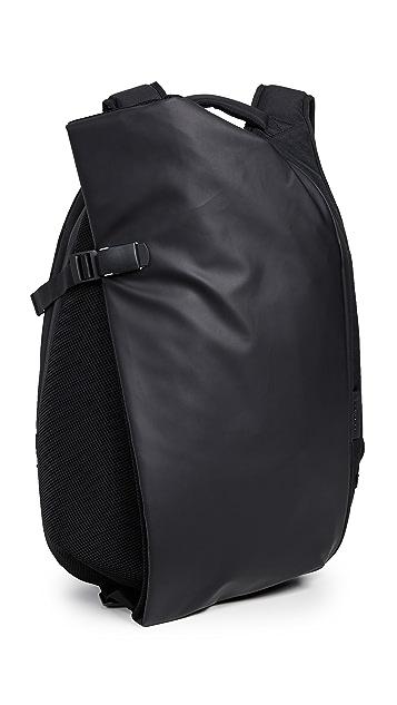 Cote & Ciel Isar Obsidian Medium Backpack