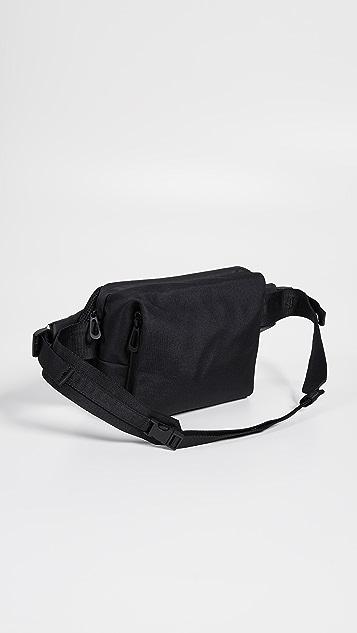 Cote & Ciel Isarau Obsidian Belt Bag