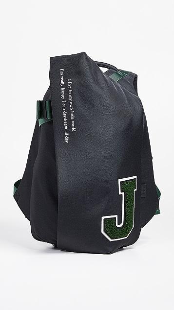 Cote & Ciel x JohnUNDERCOVER Isar Ecoyarn Medium Backpack