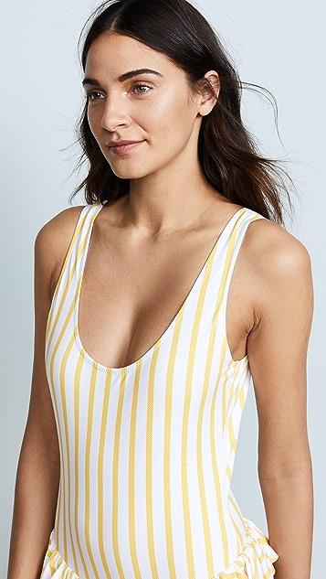 Caroline Constas Tinos Swimsuit
