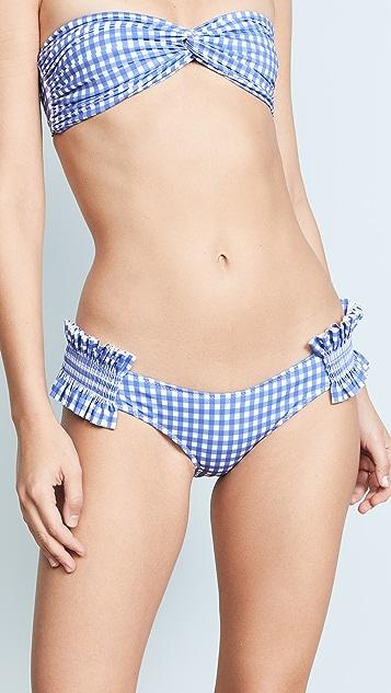 Caroline Constas Mer x Shopbop Andros Swim Bottoms