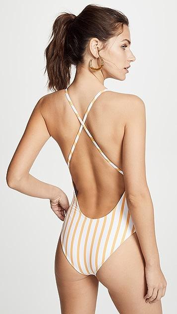 Caroline Constas Delfina Swimsuit
