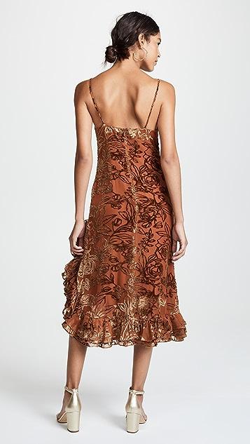 Caroline Constas Elvira Slip Dress