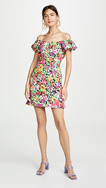 9eb59ce02b8d Caroline Constas Mini Calla Dress | SHOPBOP