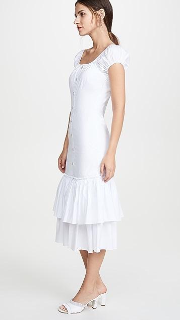 Caroline Constas Платье Lyla