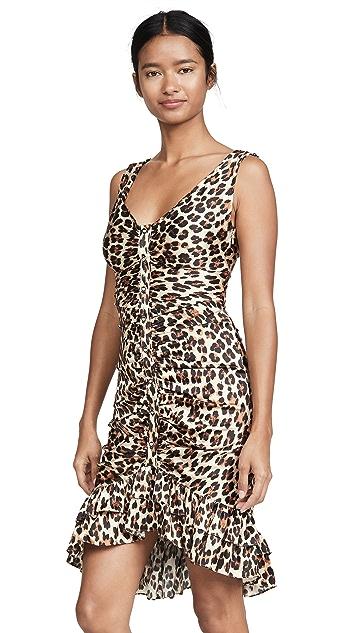 Caroline Constas Poppy Mini Dress