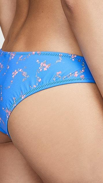 Caroline Constas Kali Bikini Bottoms