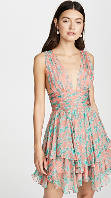 Caroline Constas Paros Mini Dress