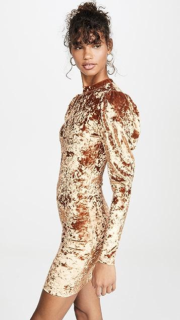 Caroline Constas Мини-платье Lulu