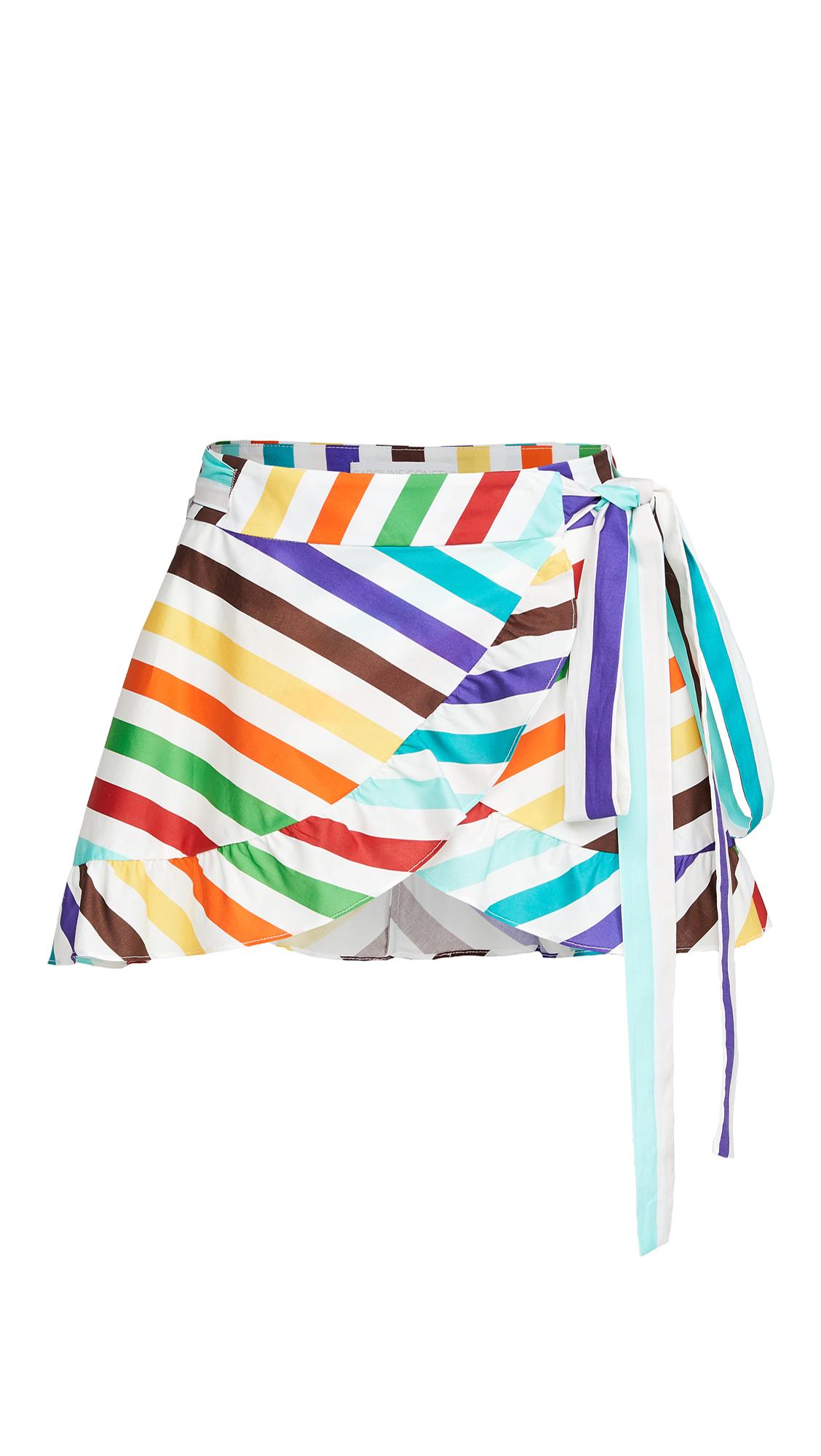 Caroline Constas Beach Skirt