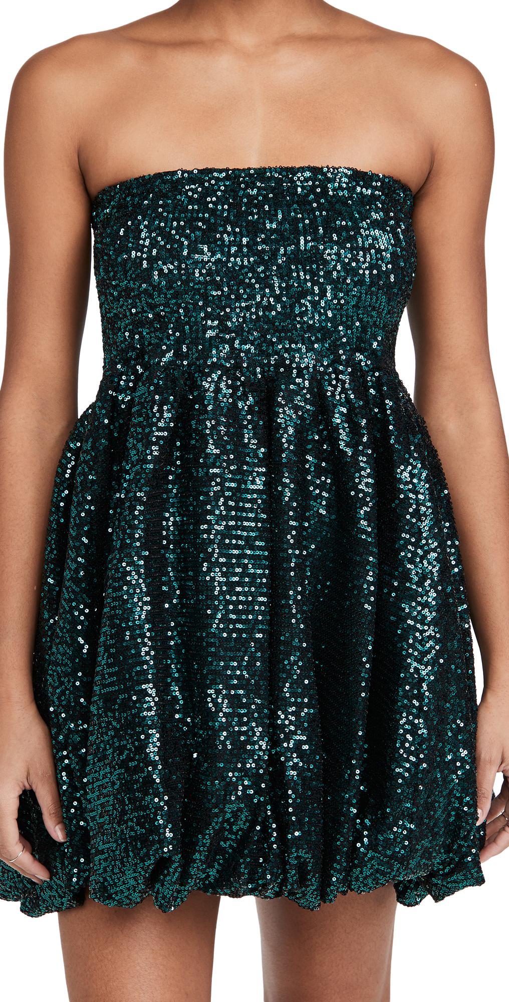 Caroline Constas Bianca Sequin Dress